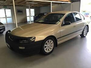 2007 Ford Falcon BF Mk2 BARGAIN Belmont Belmont Area Preview