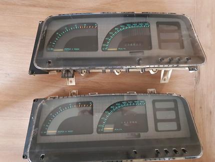 Ford XF Falcon / Fairmont Ghia / S Pack Instrument Cluster X2