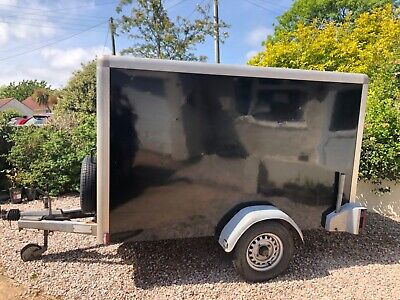 indespension box trailer, single axle, towavan, camping, Mx, enduro, relisted