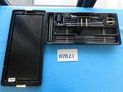 Acufex Surgical Orthopedic Arthroscopic Suretac Instrument Set W Case