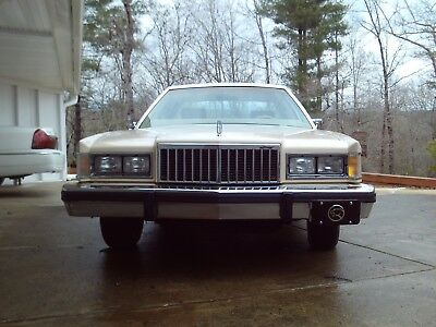 1986 Mercury Grand Marquis LS 1986 Mercury Grand Marquis LS 93000 original miles
