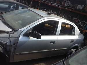 Holden Astra TS 2001 WRECK /  WRECKING /  FOR PARTS    STK - 02 Melbourne CBD Melbourne City Preview