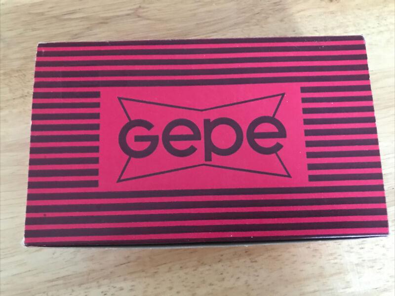 Vintage GEPE Glassless Slide Mounts 3mm 24x36 ~ 1 Box/100 Pcs ~ NEW