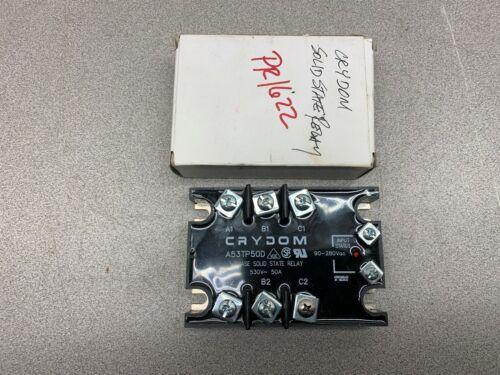 NEW NO BOX CRYDOM RELAY A53TP50D