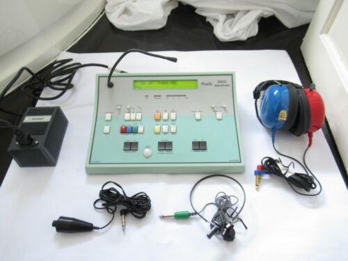KAMPLEX KLD-23 DIAGNOSTIC PORTABLE AUDIOMETER IMPEDANCE TONE AUDIOMETRY ANALYSER