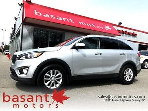 2017 Kia Sorento Fuel Efficient, Power Windows/Locks, A/C!