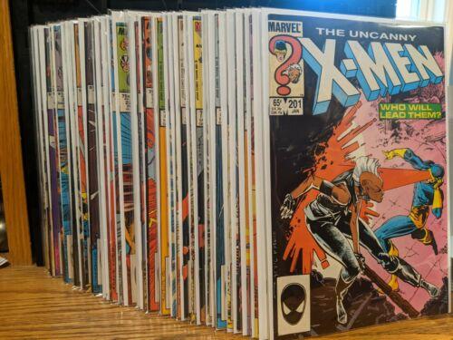 Uncanny X-Men 201-249 RUN You pick your issue! 221 213 244 KEYS F