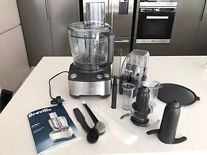 Breville Ikon Food Processor Woolooware Sutherland Area Preview