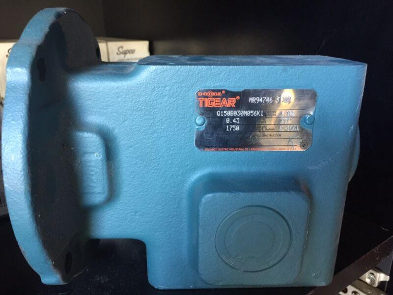 DODGE TIGEAR MR94746JXZ GEAR BOX, MAX INPUT HP 0.43