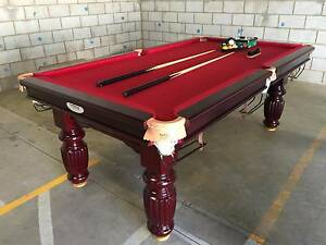 Billiard Table, slate top, HUGE SAVINGS continues! Bowden Charles Sturt Area Preview