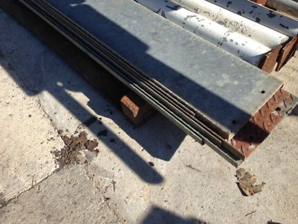 Checker plate galvanised stair treads -calls only 0 Bellevue Swan Area Preview