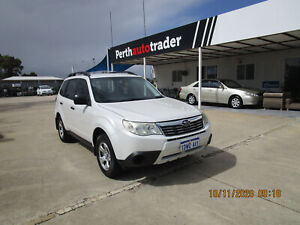 2009 Subaru Forester X AWD Wagon ONLY 165000 KMS !!!!! Kenwick Gosnells Area Preview