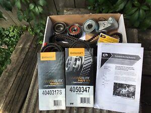 Gates timing belt kit Subaru DOHC WRX STI SAAB