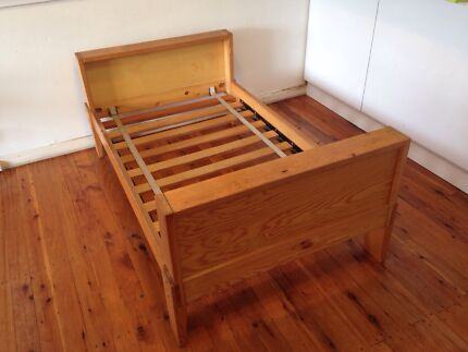 IKEA toddler bed - extendable Little Bay Eastern Suburbs Preview