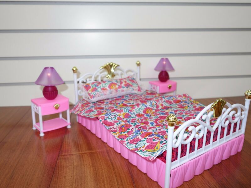 Barbie bedroom furniture
