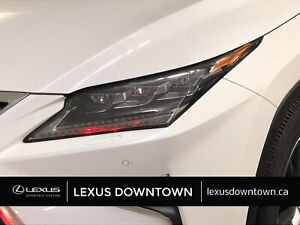 2018 Lexus RX 350 F SPORT 2  - 1 OWNWE - NO ACCIDENT