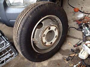 Truck tyre, brand new,225/70R/19.5, Hankook $250 Yarramundi Hawkesbury Area Preview