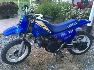 2003 pw50 yamaha. Possibly sold