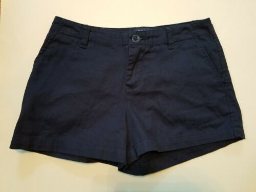 Polo Ralph Lauren Navy Cotton Shorts Girl