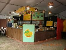Food stall for markets, festivals and catering Ocean Shores Byron Area Preview