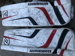 Warrior Goalie pads - intermediate 300$ obo