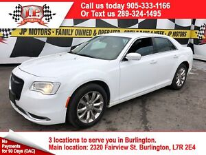 2017 Chrysler 300 Touring, Automatic, Navigation, AWD,
