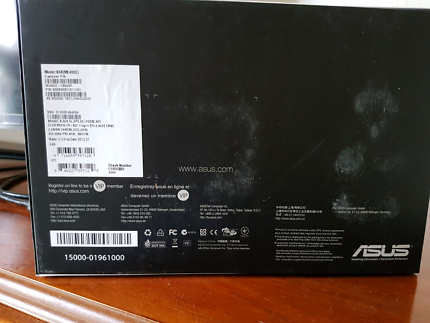 Asus tablet (basically brand new)