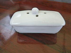 Accessoire Garniture DE Toilette Porcelaine Maison DE Poupée Ancienne