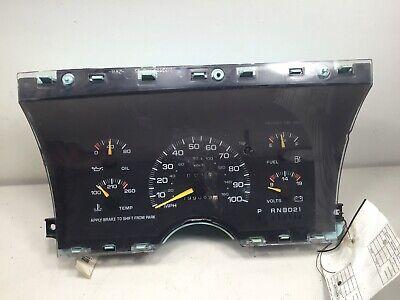 ✅ 1994 94 Chevrolet Astro Safari Van Instrument Speedometer Gauge Cluster 199k