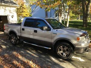 2006 Ford F-150 FX4 - SOLD PENDING PICK UP