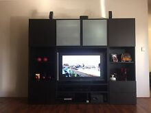 IKEA besta tv unit Baldivis Rockingham Area Preview