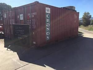 2 Shipping containers Kawana Rockhampton City Preview