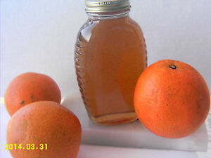 New crop 2017 pure Orange blossom honey 3 lbs, raw, unfiltered  $4.65 per pound