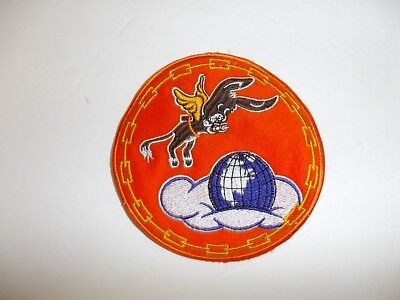 B4380 Ww2 Us Army Air Force 28 Troop Carrier Squadron 89Th Transport Group R11a