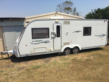 Coachmen Laser 640 -4 Caravan