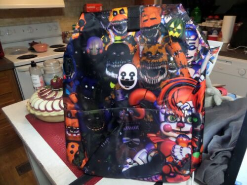 Five Nights at Freddys Sister Location Backpack New Nice