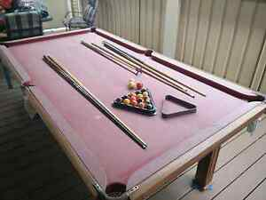 Pool table Canning Vale Canning Area Preview