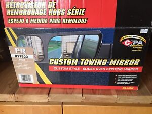 Ford F-150/250 towing mirrors