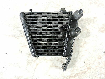 11 Polaris Victory 106 Cross Country engine oil cooler radiator