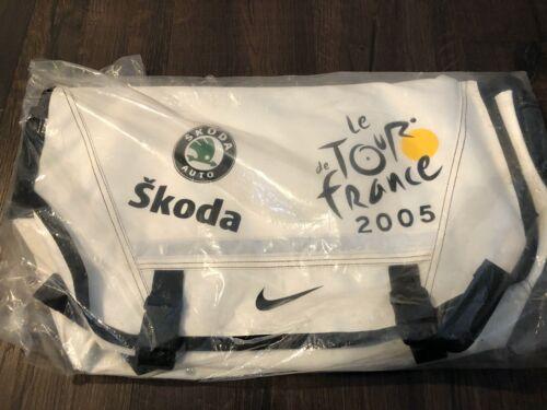 New Genuine Tour de France Official Messenger Bag White Jersey Edition