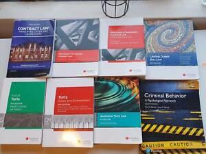 Law and Criminology University Textbooks