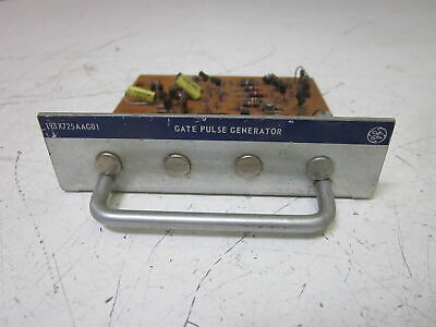 General Electric 193x725aag01 Gate Pulse Generator Card Used