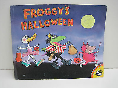 Froggy's Halloween by Jonathan London](Froggy's Halloween)