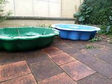 Clam shells pool and sand pits Blackburn Whitehorse Area Preview