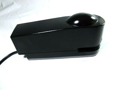 Boston Electric Stapler Black Automatic Black Standard Staples Tested