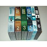 LOST The Complete ABC TV Series Dvd Season Sets 1-6 Good With FREE SHIPPING