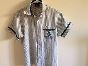 Helensvale High School Uniform - Formal Blouse Size 12 (Boys) Coombabah Gold Coast North Preview