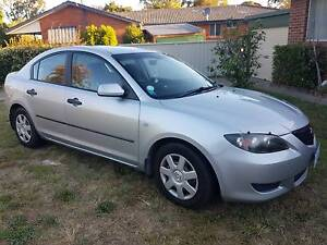 2005 Mazda Mazda3 Sedan Kambah Tuggeranong Preview