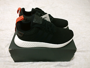 Adidas NMD R2 black us 10 men's Spotswood Hobsons Bay Area Preview