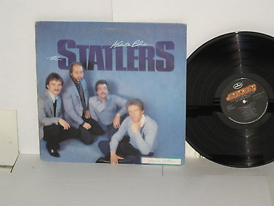 The Statler Brothers Atlanta Blue Lp 1984 Statlers Record Club Holly Wood